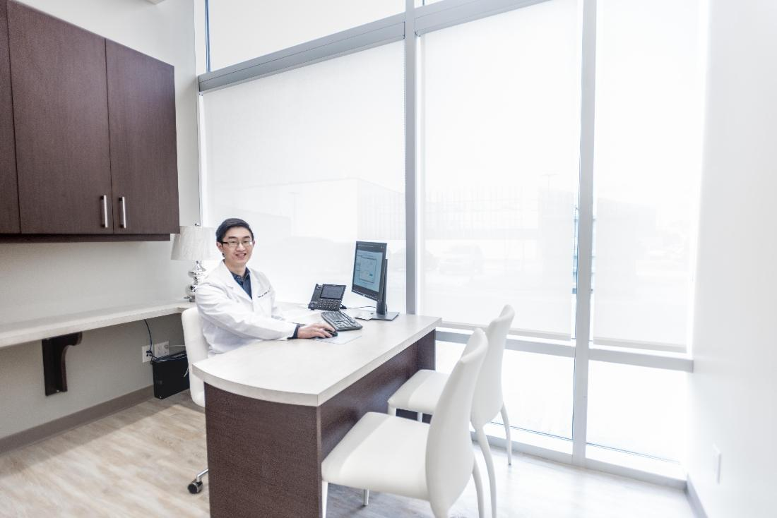 Consultation Room | Edmonton AB Dentist