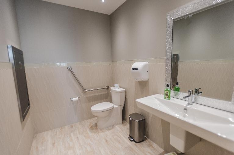 Orchards Dental Restroom | Edmonton AB Dentist