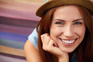 Woman Smiling | Edmonton Cosmetic Dentistry