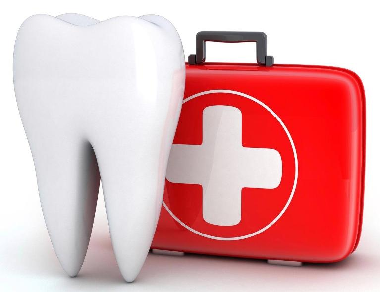 Tooth Near First Aid Kit | Emergency Dentist in Edmonton