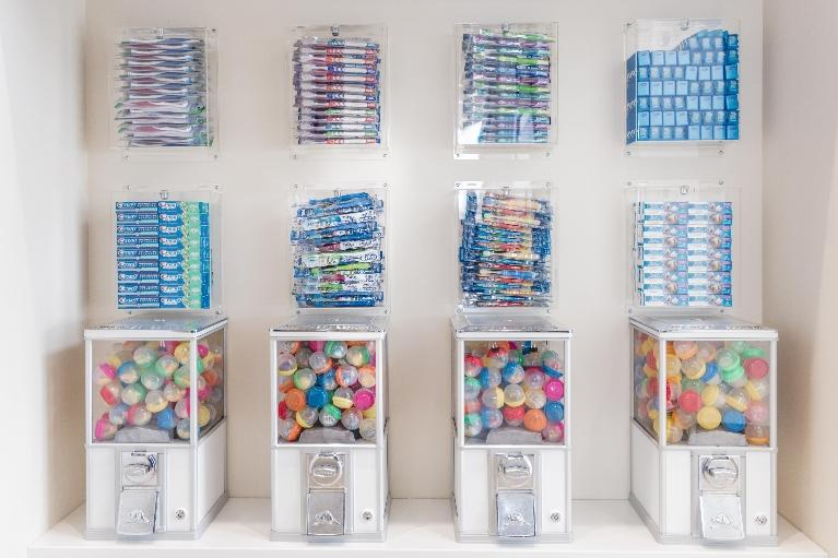 Kids Toy Wall | Orchards Dental