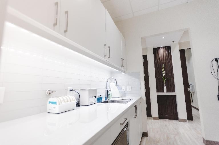 Sterilization Room | Orchards Dental